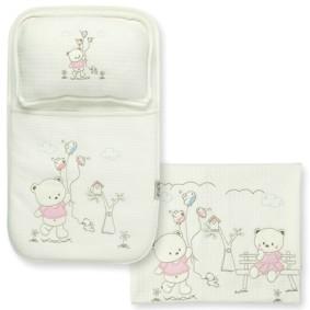 Набор постельного белья 3 в 1 для новорожденного Bebitof  (код товара: 3999): купить в Berni