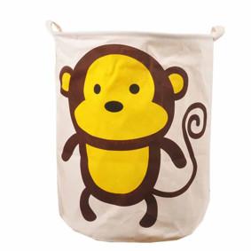 Корзина для игрушек, белья, хранения Обезьяна (код товара: 39675): купить в Berni