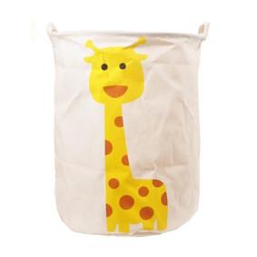 Корзина для игрушек, белья, хранения Жираф (код товара: 39677): купить в Berni