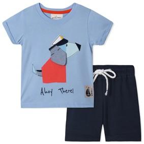 Костюм 2 в 1 для мальчика (код товара: 39847): купить в Berni