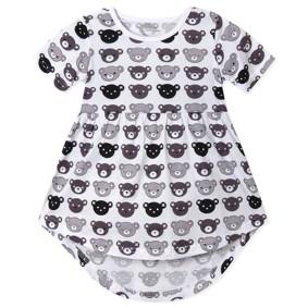 Платье для девочки (код товара: 39932): купить в Berni