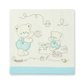 Детское одеяло для новорожденного Bebitof оптом (код товара: 4021): купить в Berni