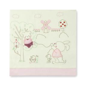 Детское одеяло для новорожденного Bebitof оптом (код товара: 4023): купить в Berni