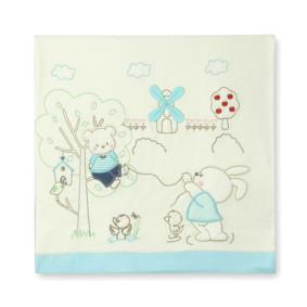 Детское одеяло для новорожденного Bebitof (код товара: 4024): купить в Berni