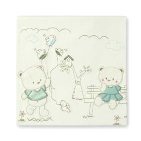 Детское одеяло для новорожденного Bebitof оптом (код товара: 4025): купить в Berni