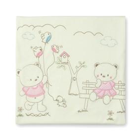 Детское одеяло для новорожденного Bebitof оптом (код товара: 4026): купить в Berni