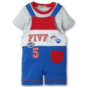 Комплект 2 в 1 для мальчика Bonne Baby (код товара: 4037): купить в Berni