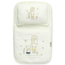 Набор постельного белья 2 в 1 для новорожденного Bebitof  оптом (код товара: 4006)