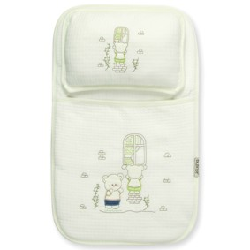 Набор постельного белья 2 в 1 для новорожденного Bebitof  (код товара: 4007): купить в Berni