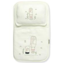 Набор постельного белья 2 в 1 для новорожденного Bebitof  (код товара: 4008)