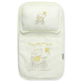 Набор постельного белья 2 в 1 для новорожденного Bebitof  (код товара: 4010): купить в Berni