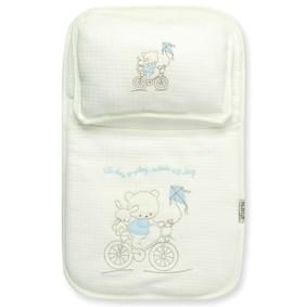 Набор постельного белья 2 в 1 для новорожденного Bebitof  (код товара: 4011): купить в Berni