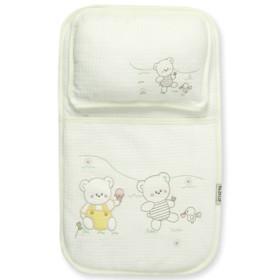 Набор постельного белья 2 в 1 для новорожденного Bebitof  (код товара: 4013)
