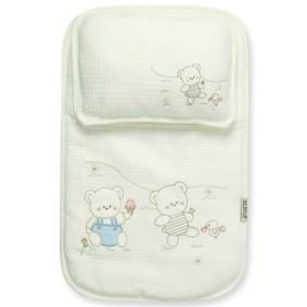 Набор постельного белья 2 в 1 для новорожденного Bebitof  (код товара: 4014): купить в Berni