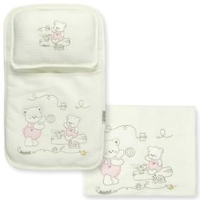 Набор постельного белья 3 в 1 для новорожденного Bebitof  (код товара: 4002): купить в Berni