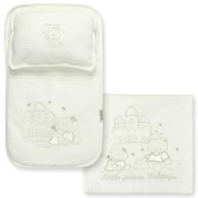 Набор постельного белья 3 в 1 для новорожденного Bebitof  (код товара: 4004): купить в Berni