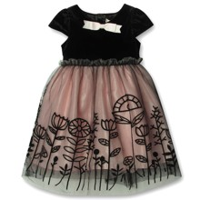 Нарядное Платье для девочки Shamila оптом (код товара: 4052)