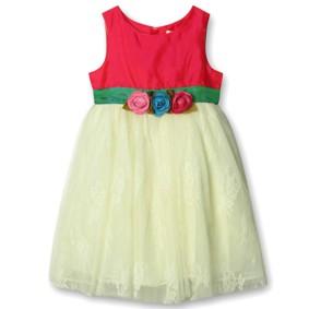 Нарядное Платье для девочки Shamila оптом (код товара: 4085): купить в Berni