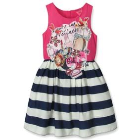 Платье для девочки Bonny Billy оптом (код товара: 4067): купить в Berni