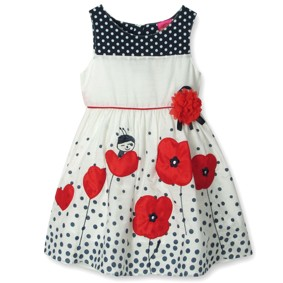 Платье для девочки Bonny Billy оптом (код товара: 4068): купить в Berni