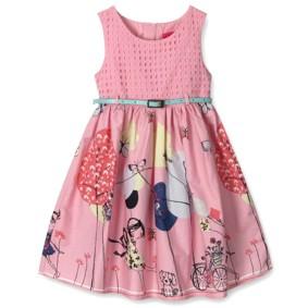 Платье для девочки Bonny Billy оптом (код товара: 4074): купить в Berni