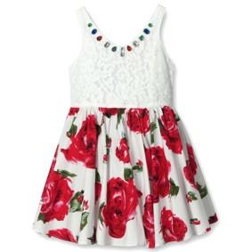 Платье для девочки Bonny Billy (код товара: 4075): купить в Berni