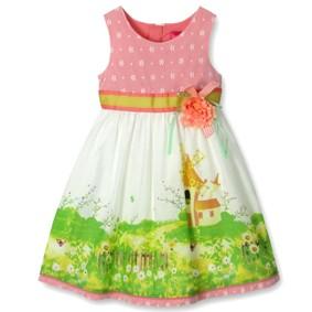 Платье для девочки Bonny Billy (код товара: 4077): купить в Berni