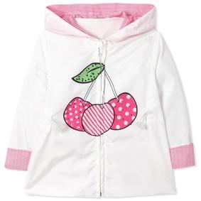 Куртка-ветровка для девочки оптом (код товара: 40126): купить в Berni
