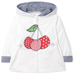 Куртка-ветровка для девочки оптом (код товара: 40128): купить в Berni
