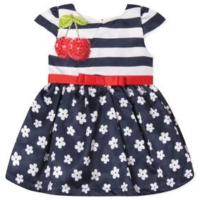 Платье для девочки (код товара: 40160): купить в Berni