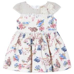 Платье для девочки (код товара: 40189): купить в Berni