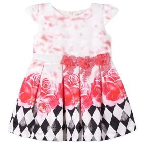 Платье для девочки (код товара: 40193): купить в Berni