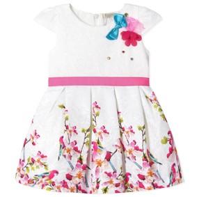 Платье для девочки (код товара: 40194): купить в Berni