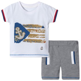 Костюм 2 в 1  для мальчика оптом (код товара: 40298): купить в Berni