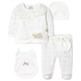 Комплект 5 в 1 для новорожденной девочки (код товара: 40659): купить в Berni
