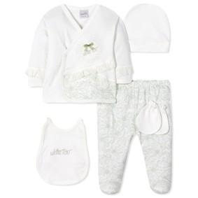 Комплект 5 в 1 для новорожденной девочки (код товара: 40664): купить в Berni