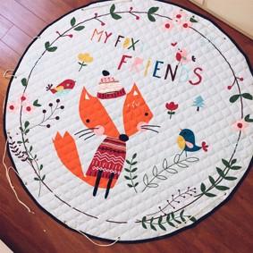 Игровой коврик-мешок My Foxy Friends (код товара: 40783): купить в Berni