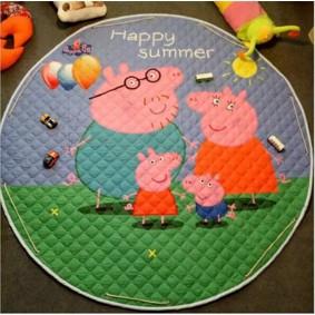 Игровой коврик-мешок Peppa Happy Summer (код товара: 40738): купить в Berni