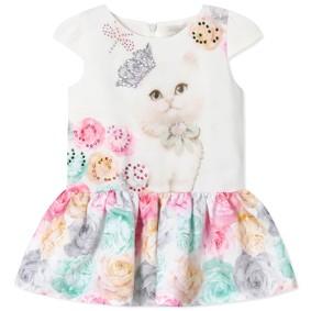 Платье для девочки (код товара: 40859): купить в Berni
