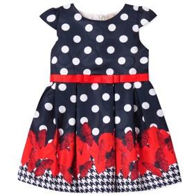 Платье для девочки (код товара: 40866): купить в Berni