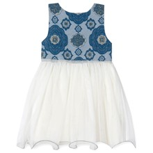 Плаття для дівчинки оптом (код товара: 40938)