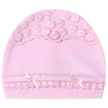 Шапка для новонародженої дівчинки оптом (код товара: 41235)