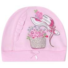 Шапка для новонародженої дівчинки оптом (код товара: 41237)