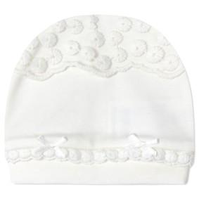 Шапка для новорожденной девочки (код товара: 41234): купить в Berni