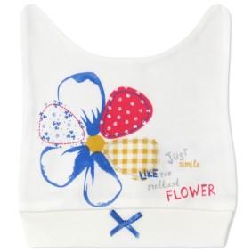 Шапка для новорожденной девочки (код товара: 41240): купить в Berni
