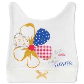 Шапка для новорожденной девочки (код товара: 41241): купить в Berni