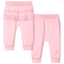 Штанці для дівчинки (2шт.) оптом (код товара: 41390)