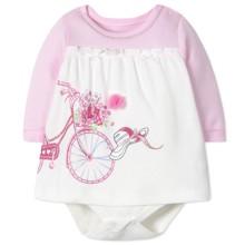 Боді-плаття для дівчинки оптом (код товара: 41404)