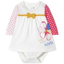 Боді-плаття для дівчинки оптом (код товара: 41407)
