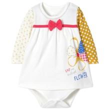 Боді-плаття для дівчинки оптом (код товара: 41408)